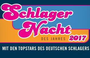 Das Schlagerspektakel am 14.10.2017 in der Hanns-Martin-Schleyer-Halle