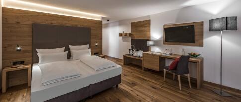 Piz Lad Premium Doppelzimmer