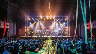 Konzerte und Shows