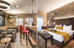 Selfness, Wellness & Genuss - Willkommen im Tiroler Design Hotel