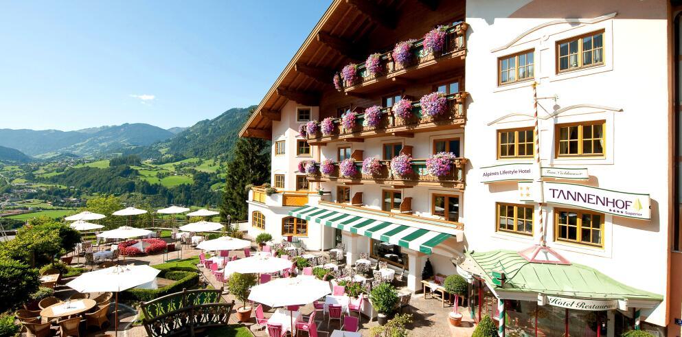 Alpines Lifestyle Hotel Tannenhof 21083