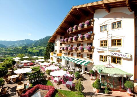 Alpines Lifestyle Hotel Tannenhof 0