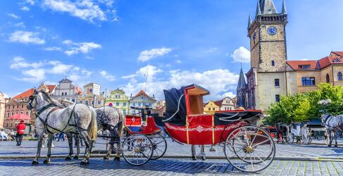 Prag Sightseeing
