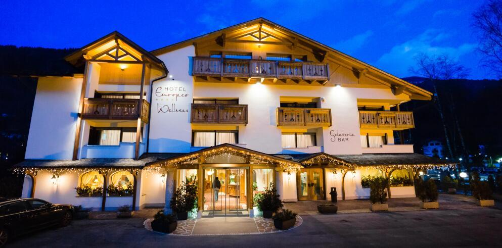 Hotel Europeo 21154