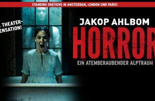 HORROR - The Show im Berliner Admiralspalast + 4* oder 5* Hotel