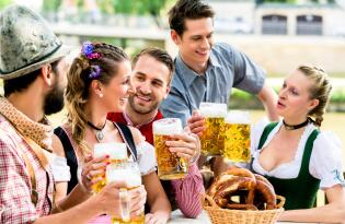 4* Hotels zum Vorzugspreis während des größten Volksfestes der Welt