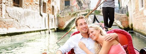 Romantischer Urlaub