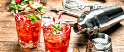 15% korting op dranken en gerechten