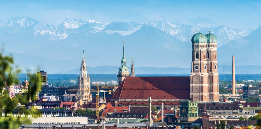 City Trip München mit Stadtrundfahrt 21420