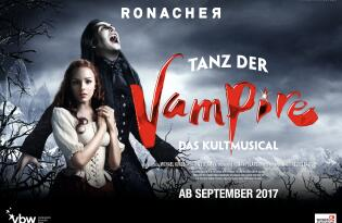 Nach 20 Jahren sind die Vampire zurück am Uraufführungsort in Wien
