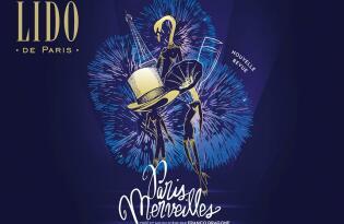 Show-Tickets für das Lido Paris mit Übernachtung im 4* Hotel