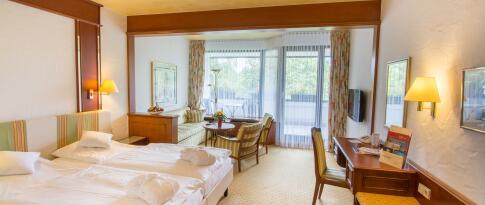 Doppelzimmer Komfort (Mühlenkopf)
