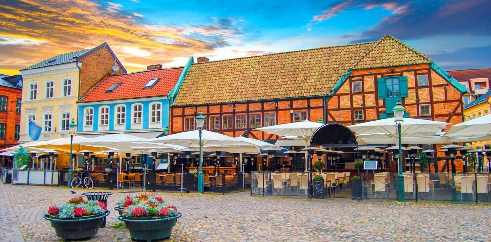 Hotel Scandic Kramer mit Ostseefahrt 21631