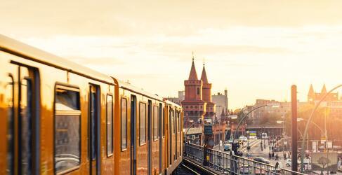Anreise und Transport Berlin