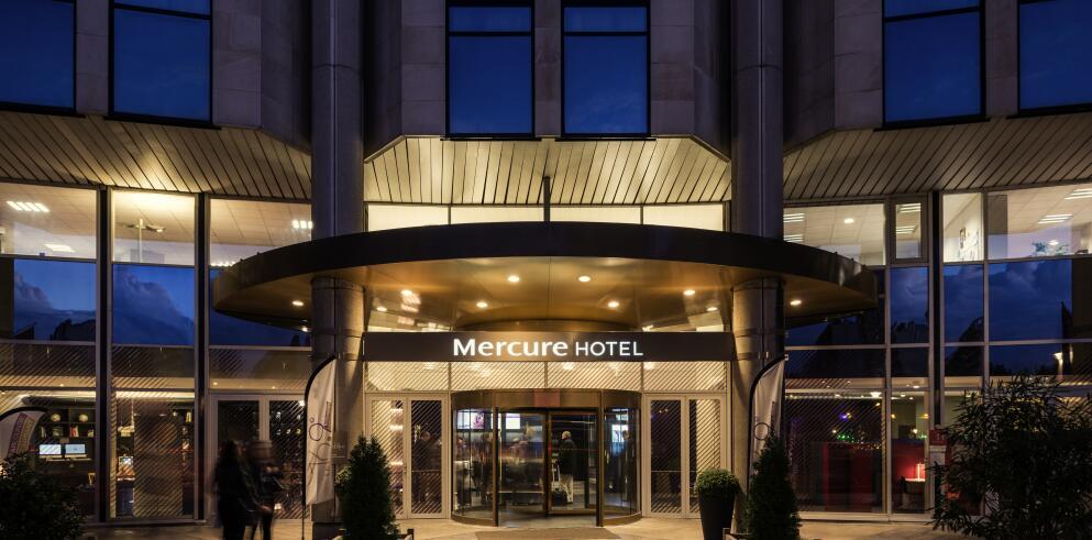 Mercure Paris Boulogne 21664