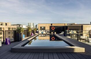 Neu renoviertes Hotel mit gutem Ausgangspunkt für Stadterkundungen