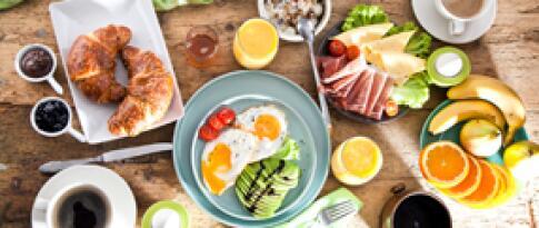 Gourmet Frühstück