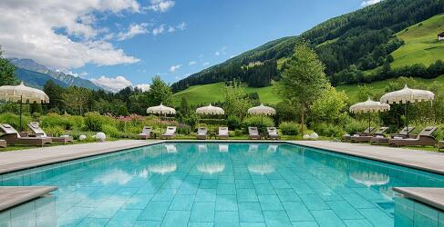 Wellnessurlaub Pool Oesterreich