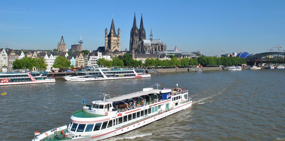 Citytrip Köln mit Rheinschifffahrt 21706