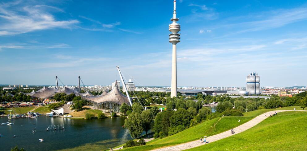 City Trip München mit Stadtrundfahrt 21713