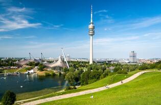 Hop-On Hop-Off Bustour inklusive Übernachtung im 4* Hotel in München
