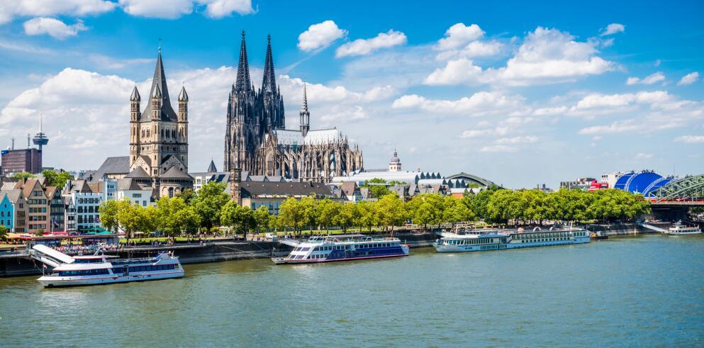 Citytrip Köln mit Rheinschifffahrt 21717