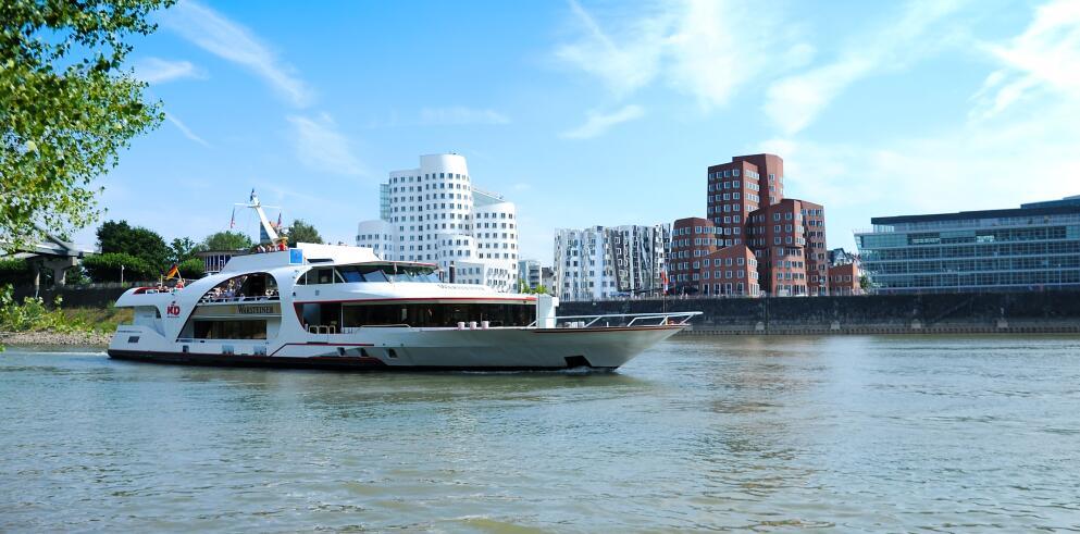 Citytrip Düsseldorf mit Rheinschiffahrt 21724