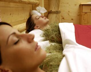 Heubad Wellness Bayerischer Wald