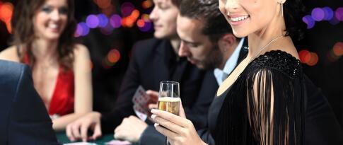 Freier Eintritt ins Casino Baden-Baden