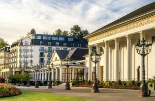 5* Dorint Maison Messmer in Baden-Baden