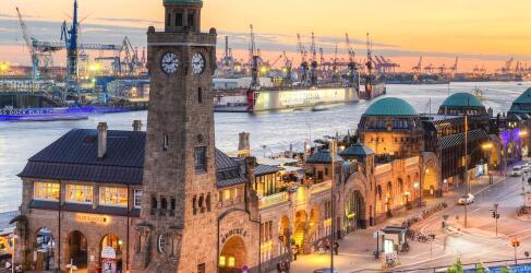 Staedtereise Hamburg