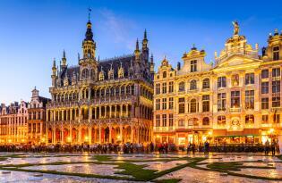 Luxus im englischen Landhausstil im Herzen der Europastadt Brüssel