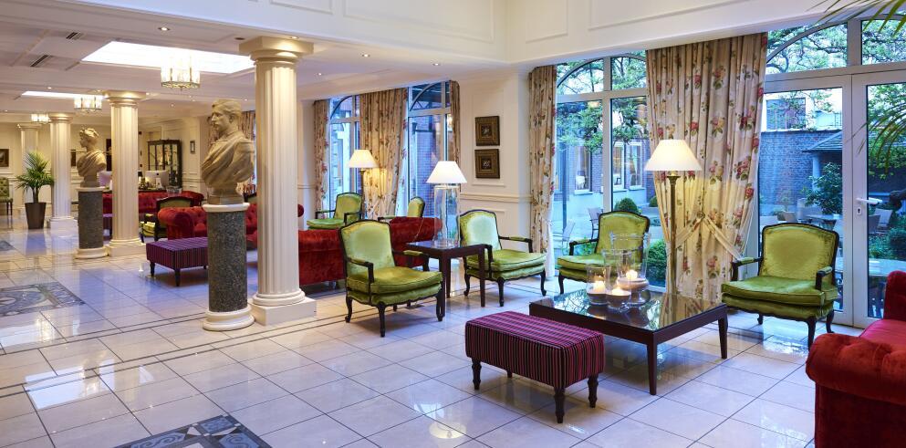 Stanhope Hotel Brüssel 22176