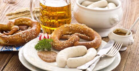 Kulinarik in Bayern