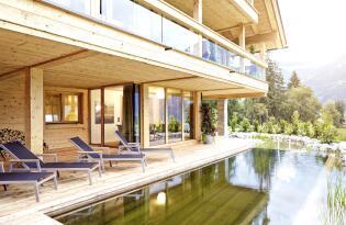 Luxuriöses Hideaway der Extraklasse mit Wellness im schönen Zillertal