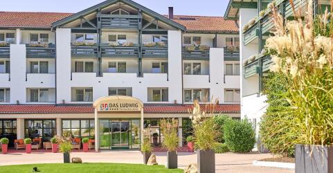 Hotel Das Ludwig 1
