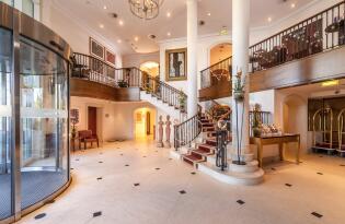 5* Dorint Maison Messmer in Baden-Baden