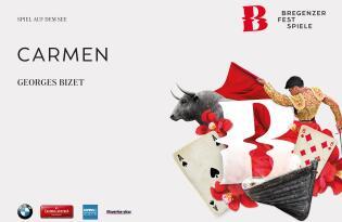Die größte Seebühne der Welt trifft auf Bizets zauberhafte Oper CARMEN