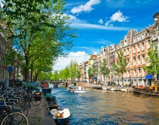 Kanal Niederlande