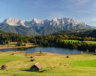 Wellnessurlaub in den Alpen