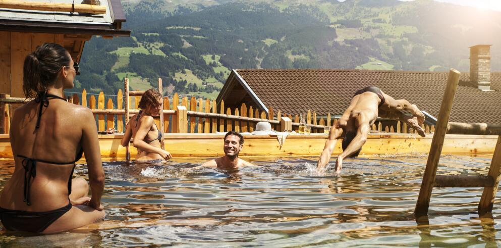 HochLeger Luxus Chalet Resort 22819