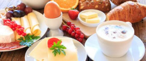 Alm-Frühstück im MartinerHof