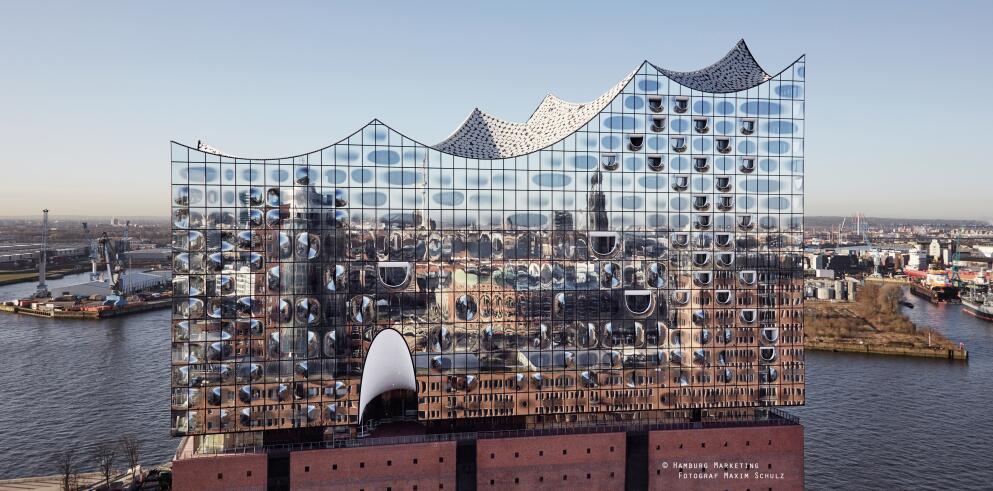 Elbphilharmonie Hamburg Führung 22927