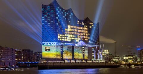 Elbphilharmonie Hamburg Führung