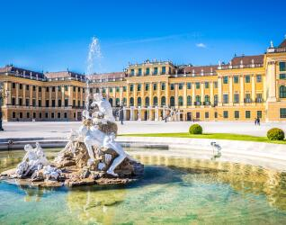 Schloss Schönbrunn Wien Sehenswürdigkeiten
