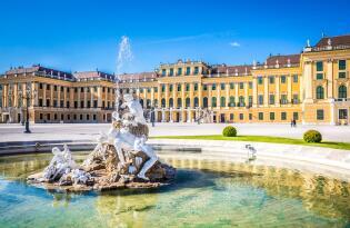Tiergarten Schönbrunn in Wien inkl. Übernachtung im 4* oder 5* Hotel