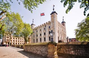 Tower of London Eintritt inkl. Übernachtung im 4* Hotel