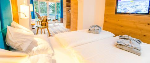 Doppelzimmer Small & Smart