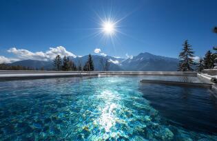 Außergewöhnlicher Luxusurlaub in Tirol mit beeindruckenden Bergpanoramen