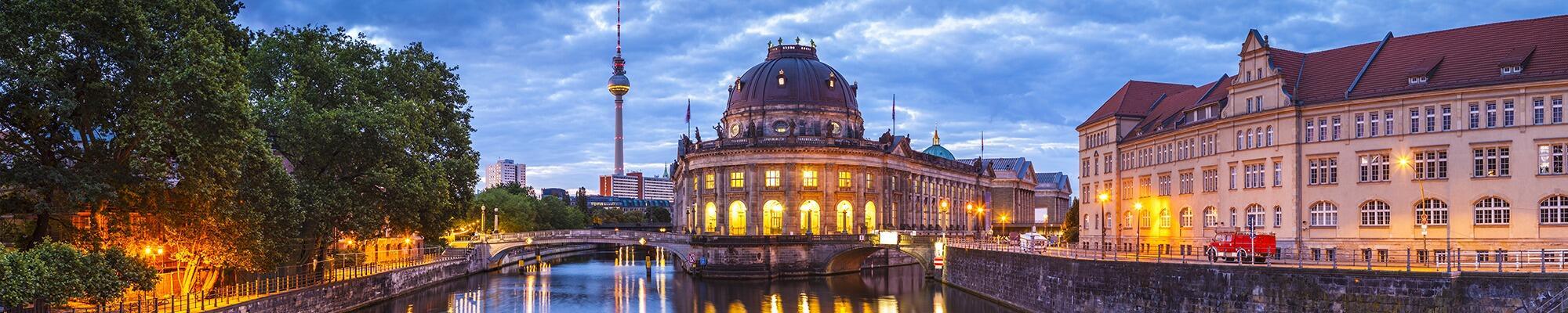 Staedtereisen in Deutschland